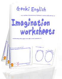 Imagination Worksheets