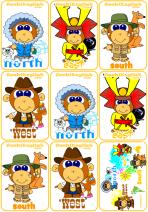 Mini Picture Cards